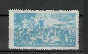 S24180) Brasilien Brazil 1949 MNH Neu Guarapes Battle 1v