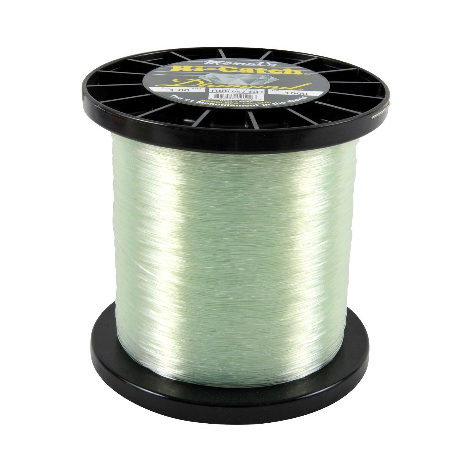 Momoi Diamond Monofilament Line-1000 Yards - Super  Clear - Free Fast Ship  looking for sales agent