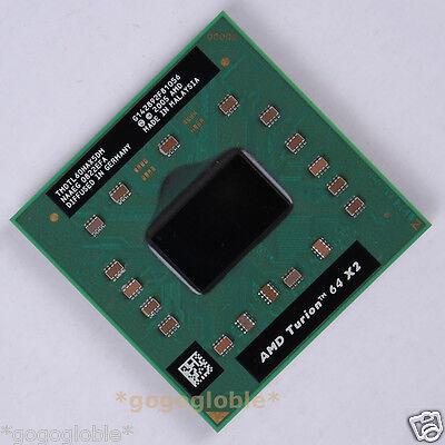 CPU 800 MHz 2 GHz 100/% Work TMDTL60HAX5DM AMD Turion 64 X2 TL-60