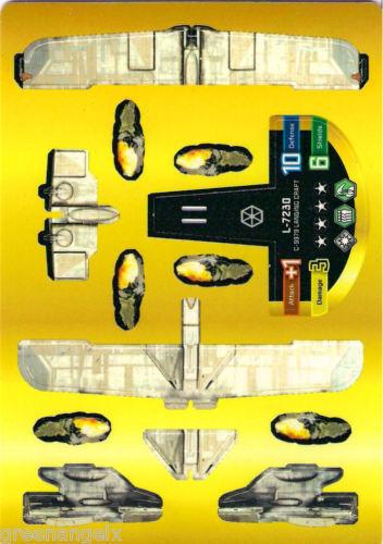 STAR WARS POCKETMODEL C-9979 LANDING CRAFT GA034