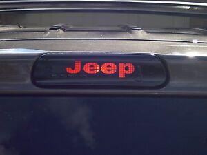 3rd Brake Light Decal Sticker Fits 99 00 01 02 03 04