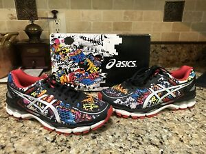 Asics Gel Kayano 22 NYC Marathon Running Shoes