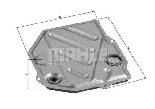 Hydraulikfilter Automatikgetriebe MERCEDES-BENZ PORSCHE Mahle HX 46