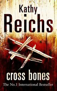 Very-Good-Cross-Bones-Paperback-Kathy-Reichs-0099441497