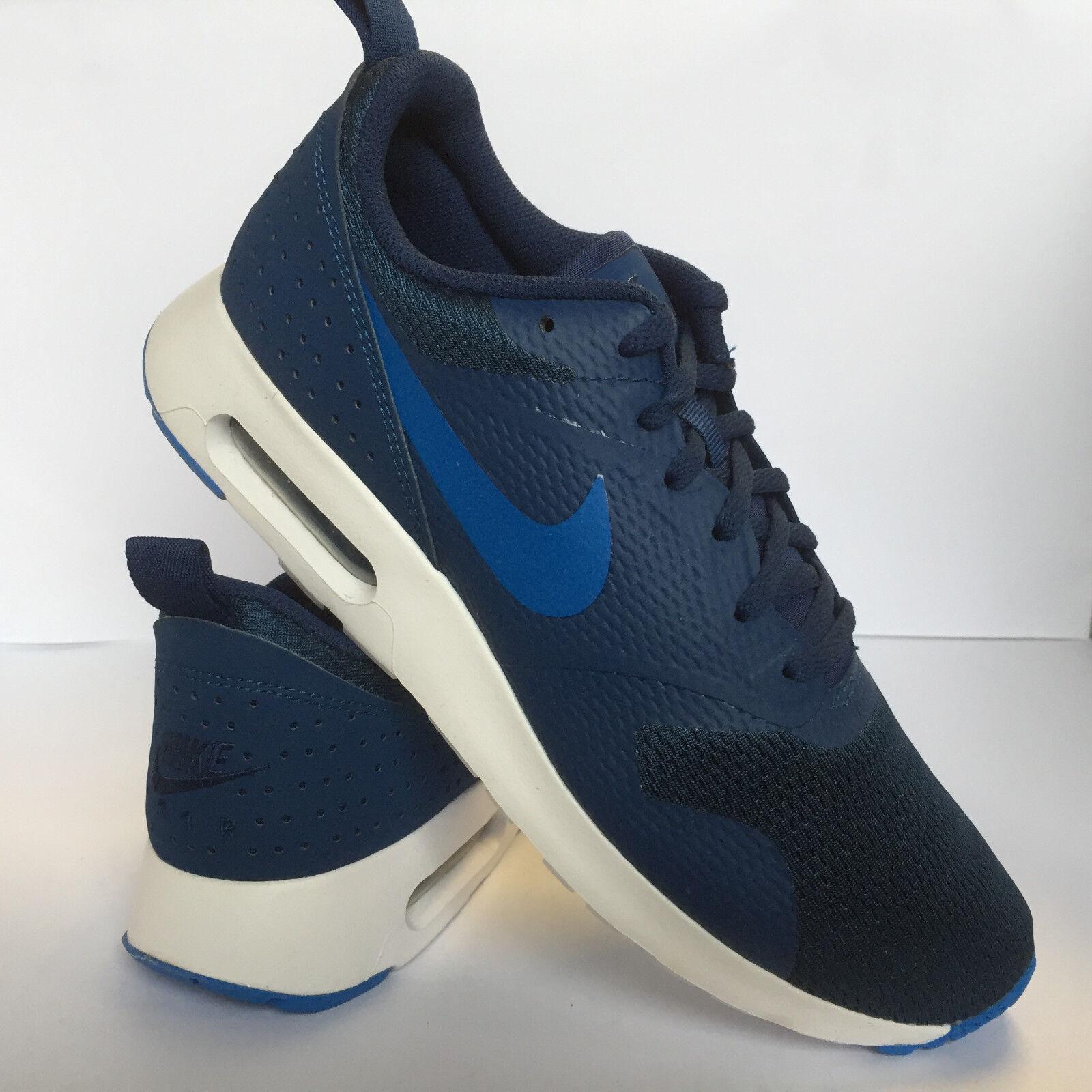 Da Uomo Nike Air Max Tavas BLU NUOVO .99 Sautope classeiche da uomo