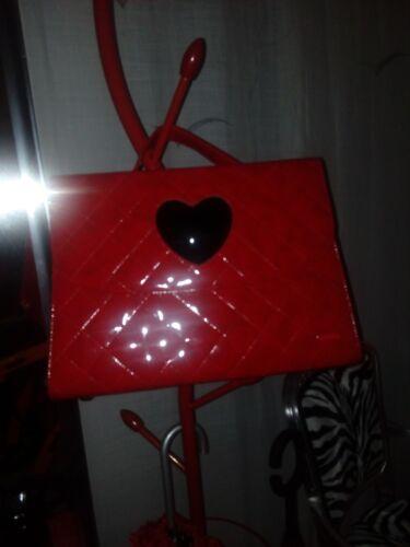 Da Serie Borsa Nuova Vernice Love Rossa Collezione Introvabile Camomilla I0qBwatq