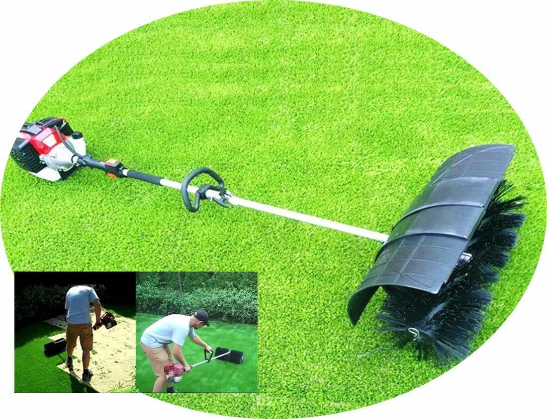 Artificial Grass Electric Power Brush Rake For Sale Online Ebay