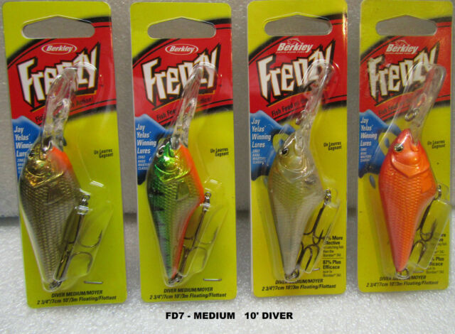 Lot Of 4 Floater Divers NIP