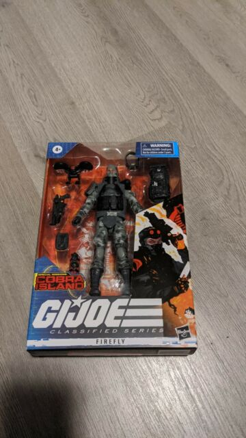 "Hasbro G.I. Joe Classified Series Special Missions: Cobra Island - Firefly 6"" A…"