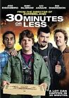 30 Minutes or Less 0043396388130 With Jesse Eisenberg DVD Region 1