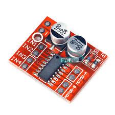 2PCS 1.5A DC Motor Driver Module PWM Speed Dual H-Bridge Stepper Replace L298N