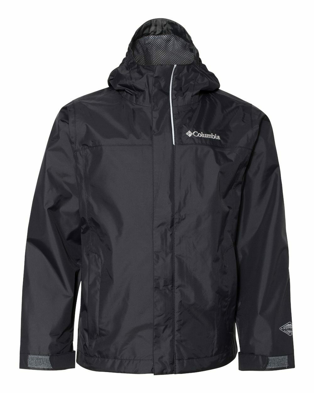 XS-S-M-L-XL NEW COLUMBIA BOYS/' WATERTIGHT RAIN JACKET