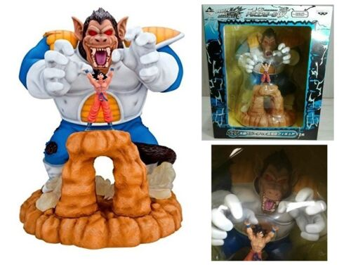 Dragon Ball Super Figure DBZ Oozaru Vegeta vs Son Goku Ichiban Kuji Figure F//S