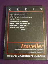 Gurps Traveller Hardcover