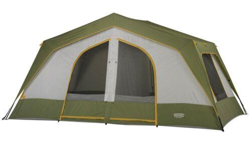 environ 2.74 m Wenzel 36505 13 x 9 ft vacances Lodge MEDIUM 7-Personnes Tente avec auvent Fly