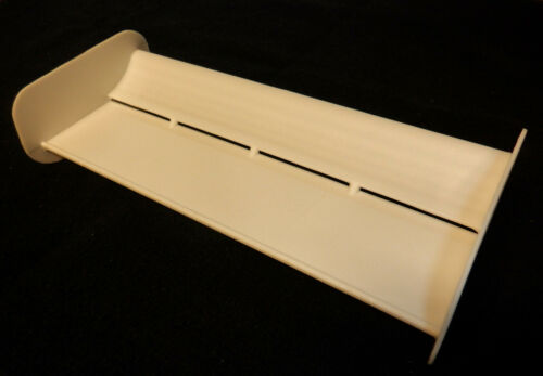 """8x3-1//2x2/"""" NEW 9.5 etc OFNA 1//8 RC Buggy Wing Vintage Early LX,MBX,Ultra"""
