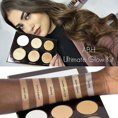 Cosmetic Matte Eyeshadow Cream Eye Shadow Makeup Palette Shimmer Set 6 Color