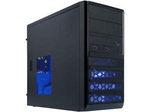 Rosewill-Dual-Fan-Micro-ATX-Mini-Tower-Computer-Case-with-Blue-LED-Lighting
