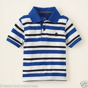 Image Is Loading Children 039 S Place Polo Shirt Size 18