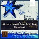 Missa lHomme Arme/Chansons von Ensemble Obsidienne,Bonnardot (2012)