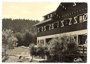 CPSM-73-Savoie-La-Feclaz-Hotel-Le-Bon-Gite