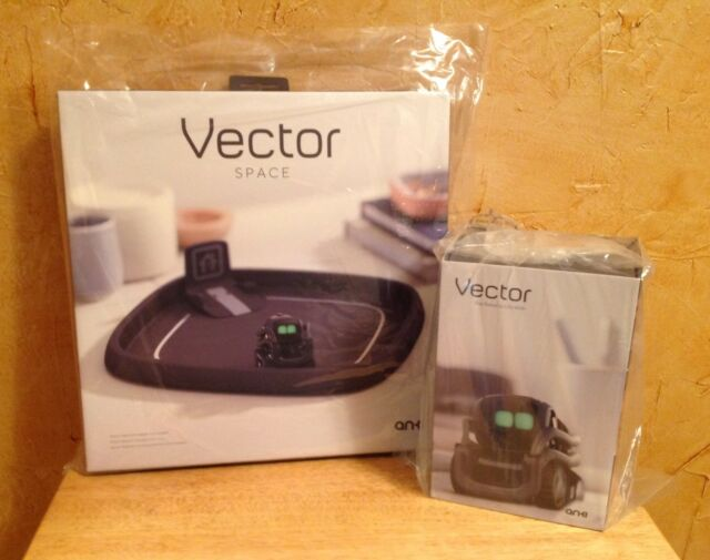 Details about Anki Vector Personal Assistant AI Robot - NEW SEALED