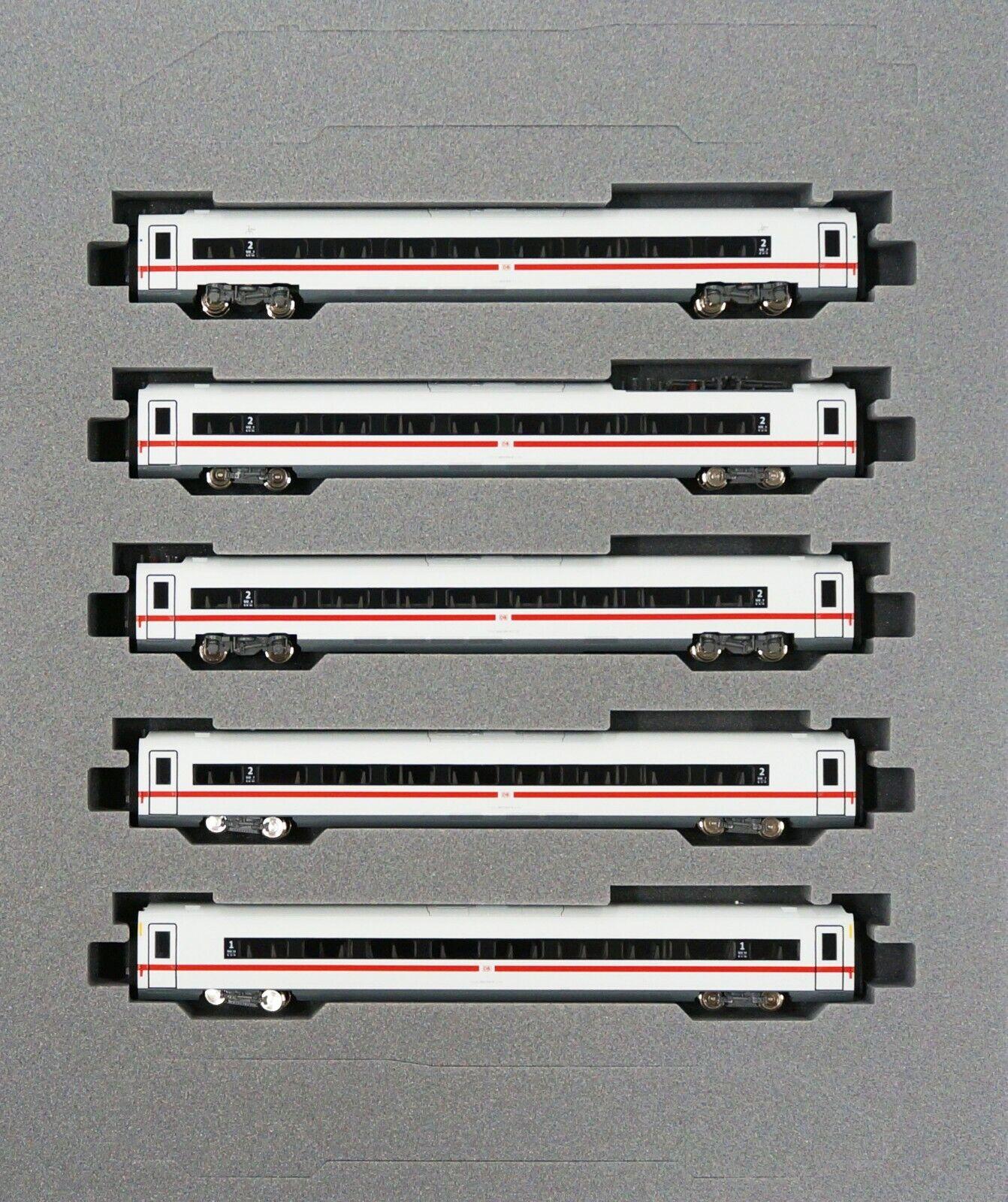 Kato 10-1513 DB ICE4 ( Inter City Express) Hielo 5 Cars Set (N Escala)