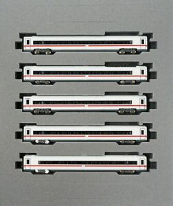 Kato-10-1513-DB-ICE4-Inter-City-Express-ICE-5-Cars-Add-on-Set-N-scale