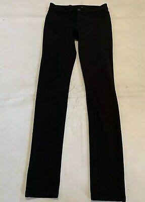 Joe S Jeans Girls Size 14 Black Skinny Stretch Ever Blue Regan Kids Youth Ebay