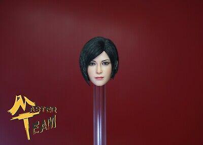 Mttoys 1 6 Resident Evil Ada Wong Head Sculpt Model Fit 12 Tbl