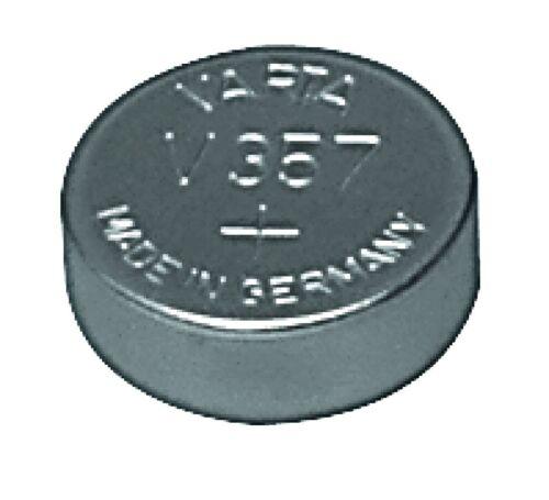 Varta Silver-Oxide Battery SR44 1.55 V 155 mAh 10 Pack