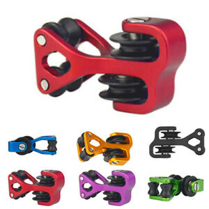 Roller String Splitter Separator Archery Cable Slide Compound Bow Alloy Unique