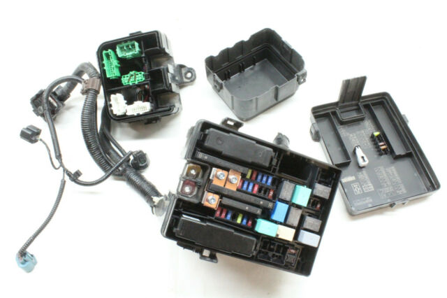 2017 Honda Crv Fuse Box Control Unit Under Hood Oem 17 18 19