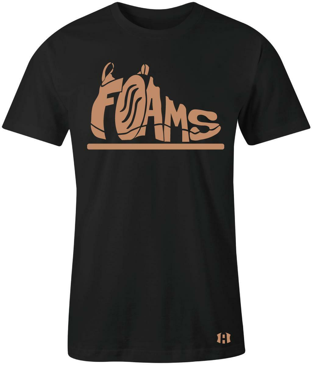 Foams  T-Shirt to Match Foamposite One  Copper