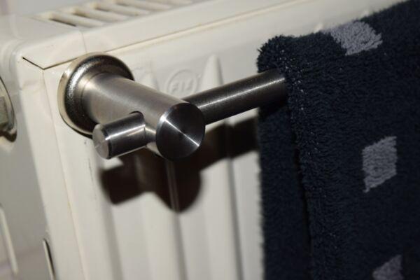 Handtuchhalter 50 Cm Edelstahl Magnet Heizkorper Heizung