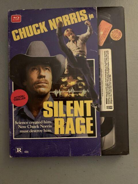 Silent Rage (1982) - Retro VHS Look [Blu-ray], Chuck
