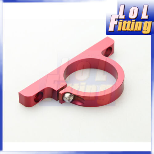 "2/"" 50.8mm ID Aluminium Fuel Pump Bracket Billet Filter Clamp Cradle"