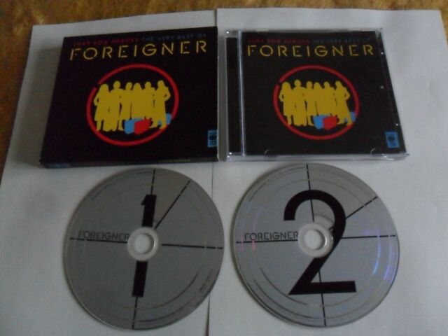 Foreigner - The Very Best (2CD 2011)