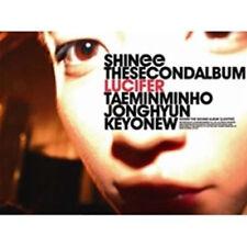 SHINEE - 2nd Album [LUCIFER] TYPE B CD B VER K-POP Seal SM