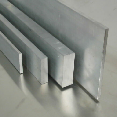 Aluminium Flachstange 60x2mm AlMgSi0,5 Länge wählbar Alu Flachmaterial Flach
