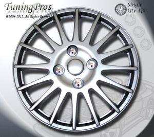 "Single 1pc Qty 1 15/"" Style#616 Hubcap Wheel Rim Skin Cover 15 inches Hub cap"
