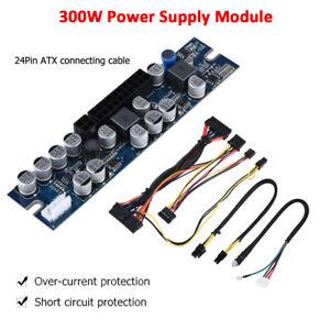 PSU-DC-12V-300W-Power-Supply-Module-24-Pin-ATX-For-HTPC-Mini-ITX-1U-Mainboard