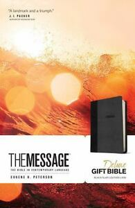 The-Message-Deluxe-Gift-Bible-The-Bible-in-Contemporary-Language-Leather-Fin