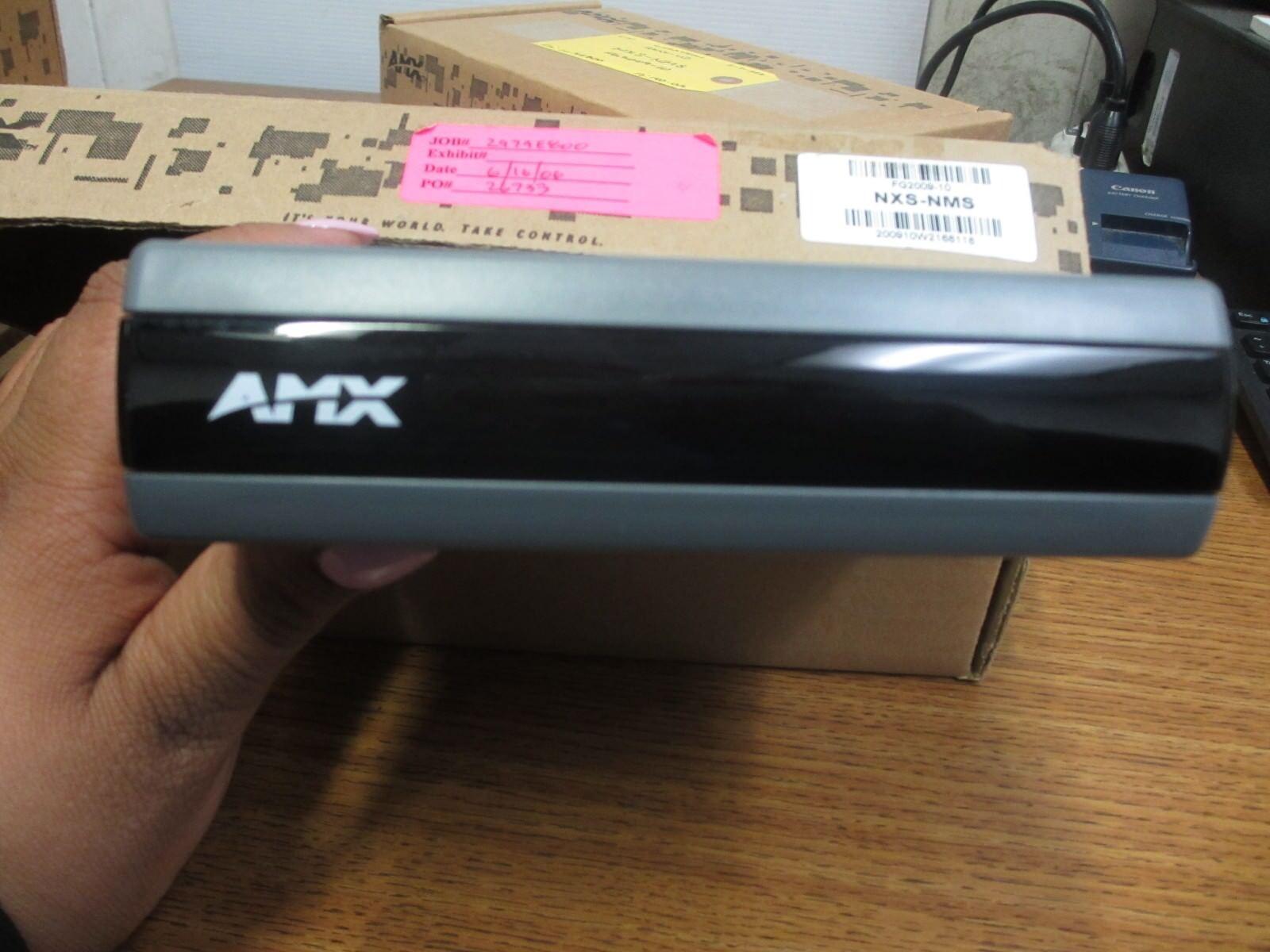 LOT OF 4 AMX NXS-NMS NetModule Shell FG2009-10