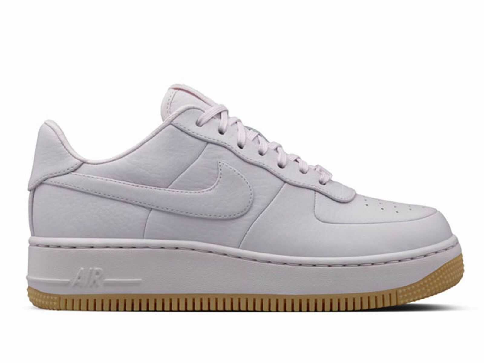 NIKE AF1 LOW UPSTEP PINNACLE  Wmn Sz 8 Leather VENICE-GUM YELLOW