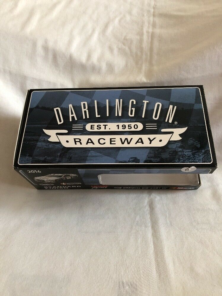 New Action Racing Dale Earnhardt Jr 2016 2016 2016 SS Darlington Signed COA LE1 248 76826b