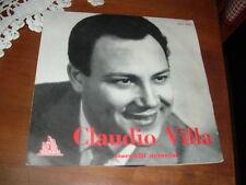 """CLAUDIO VILLA """" STORNELLI AMOROSI """" E.P.  ITALY'57"""