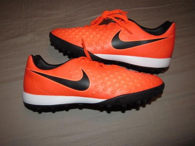 Nwob nike magista. ii tf uomini il territorio di calcio scarpe stile 844417-808 9,5