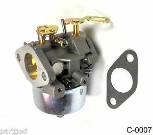 Carburetor For Tecumseh 7hp-9hp ENGINE HM70 HM80 Ariens MTD Toro Snowblower   E1