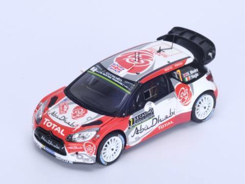 SPARK 1 43 Citroen DS3 WRC Monte Carlo 2016  7 K. Meeke P. NAGLE. Rallye du Japon
